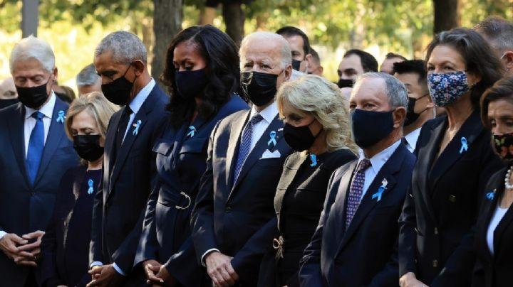 """""""Nunca olvidamos"""": El emotivo mensaje de Biden por el aniversario del 11-S"""
