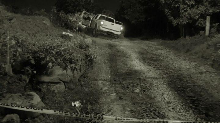 Multihomicidio en Michoacán: Asesinan a una pareja y a 2 niños en un camino de terracería