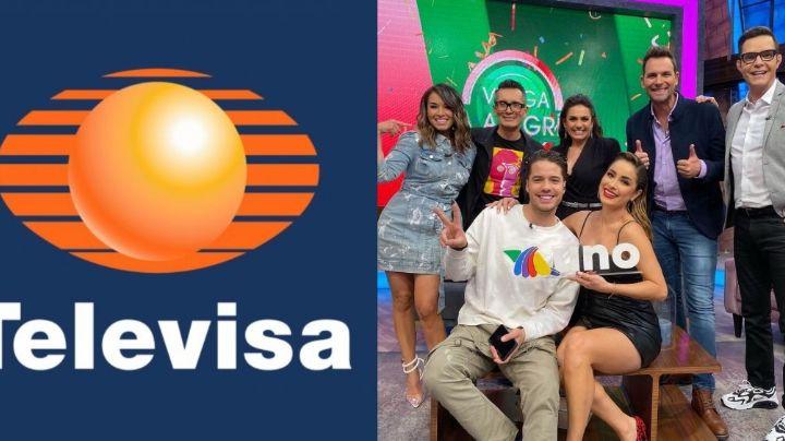 ¡Llega a TV Azteca! Tras 41 años en Televisa, captan a conductora en 'VLA' y traiciona a 'Hoy'
