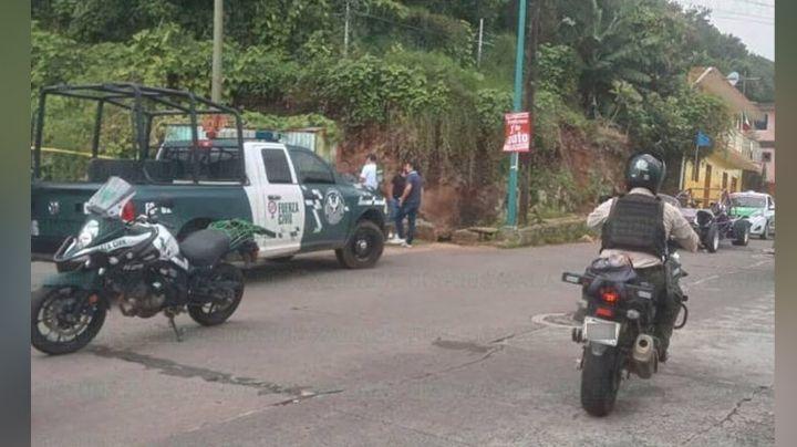 Terror en Veracruz: Cortado en partes, localizan el cuerpo de una persona dentro de una maleta