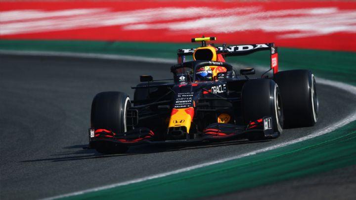 F1: Daniel Ricciardo gana de GP de Italia; 'Checo' Pérez, de Red Bull Racing, 'acaricia' el podio