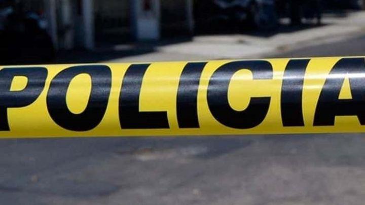 Albañil pierde la vida tras ser baleado frente a una tienda de abarrotes