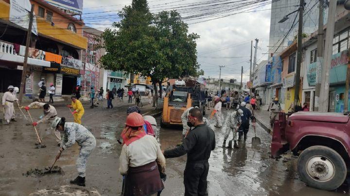 Horror en Hidalgo: En medio del desastre por lluvias, ultiman a balazos a 4 personas en Tula