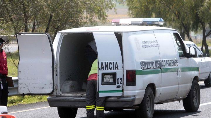 Brutal crimen: En plena calle de Puebla, abandonan restos humanos carbonizados