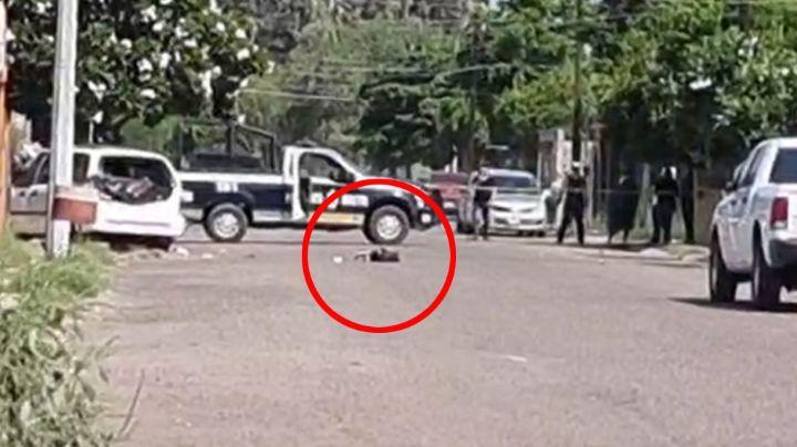 Fin de semana violento: Agresión armada en Cajeme deja una persona muerta y una herida