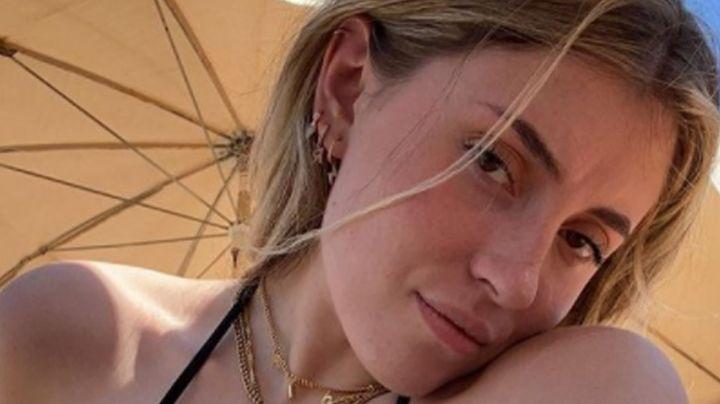 Regina Castro, hija menor de Angélica Rivera, impacta a Instagram al aparecer con misterioso hombre