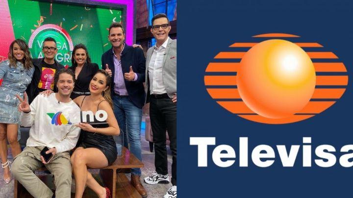 Adiós TV Azteca: Tras despido de 'VLA' y quedar desfigurada, actriz los traiciona con Televisa