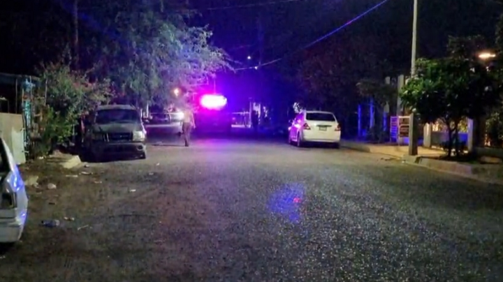 A sangre fría: En plena madrugada denuncian tiroteo en Ciudad Obregón; hay víctimas mortales
