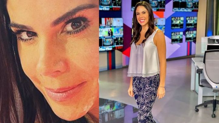 """Paola Rojas hipnotiza a todo Instagram con coqueto vestidito desde Televisa: """"Qué mujerón"""""""