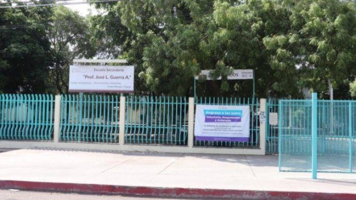 Renudan clases presenciales en Escuela General Número 4 tras caso sospechoso de Covid-19
