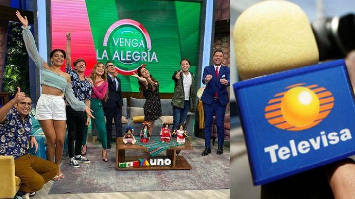 Tras veto en 'Hoy' y acabar en silla de ruedas, exactriz de Televisa deja 'VLA' y ella la reemplaza