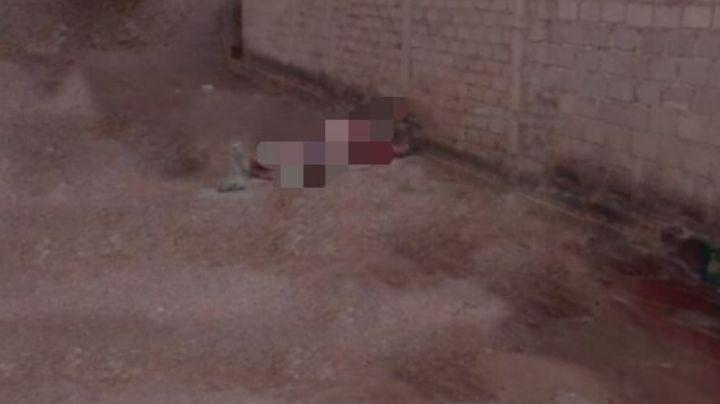 Acuchillan a muerte a un hombre; vecinos lo encontraron en la mañana