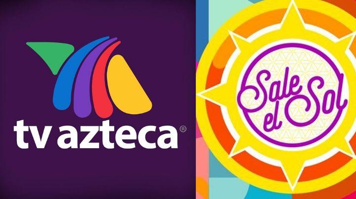 """""""Se traen ganas"""": Exfamosa de TV Azteca coquetea con conductor de 'Sale el Sol' ¡aunque tiene novio!"""