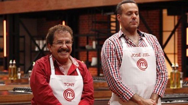 """Ya ganó"": Filtran que Tony Balardi, exactor de Televisa, triunfó en 'MasterChef Celebrity'"