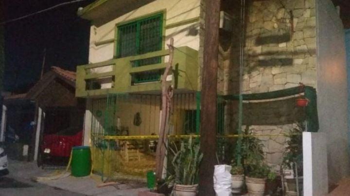 De terror: Pareja es ultimada a balazos dentro de su domicilio en Nuevo León