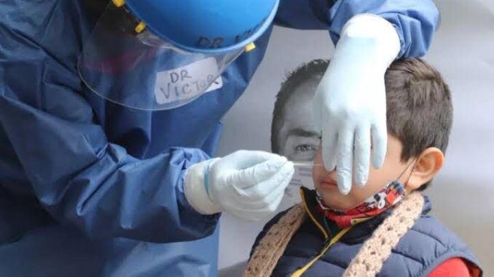 Más de 9 mil niños y jóvenes se han contagiado de Covid-19 tras regreso a clases: SEP