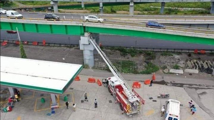 Estragos del terremoto de Guerrero: ¡Precaución! Cierran puente en la México-Puebla por daños
