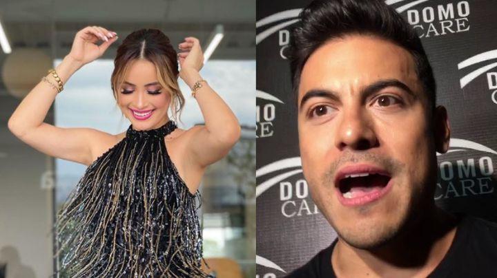 Shock en TV Azteca: Captan a Cynthia Rodríguez en pleno 'romance' con famoso que no es Carlos Rivera