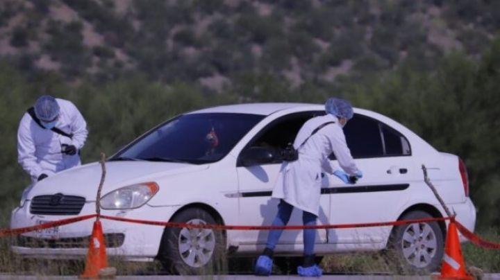 Identifican a hombre asesinado sobre la carretera Hermosillo-Guaymas