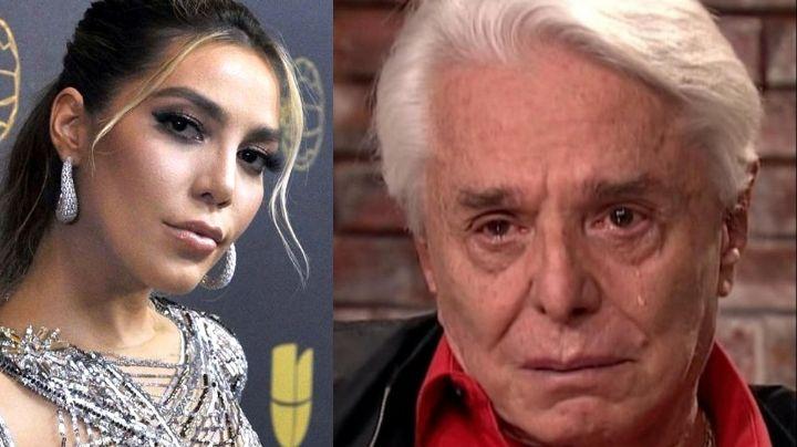 ¿Traición en la familia? Actriz de TV Azteca 'hunde' a Enrique Guzmán y defiende a Frida Sofía