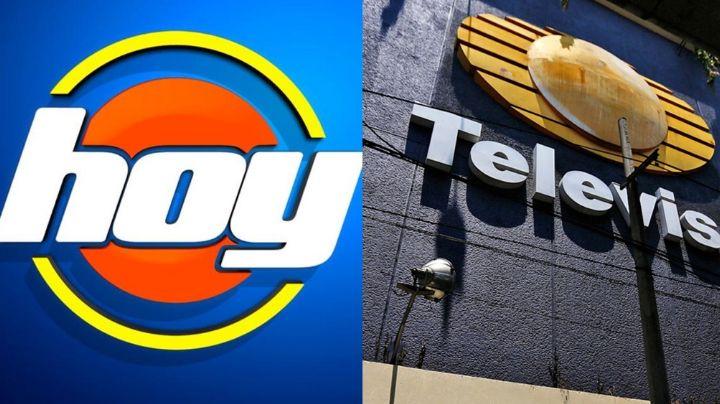 Tras fracaso en 'Hoy' y romance con actor 'casado', conductora de Televisa se une ¿a TV Azteca?