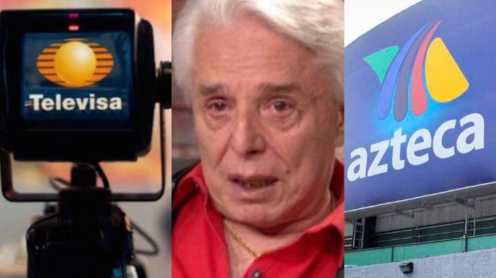 Tras 52 años en Televisa, famosa actriz llega a TV Azteca con duro mensaje contra Enrique Guzmán