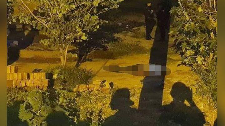 Autoridades abaten a un hombre en calles de Guanajuato; quería machetearlos