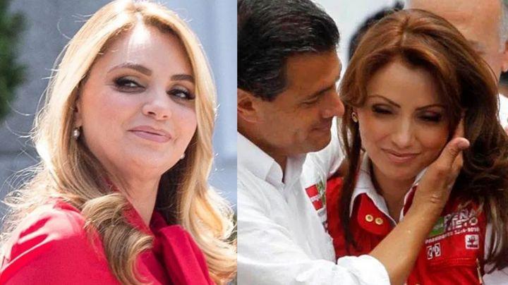 Tras 14 años desaparecida de Televisa, Angélica Rivera regresa con tierno mensaje ¿para Peña Nieto?