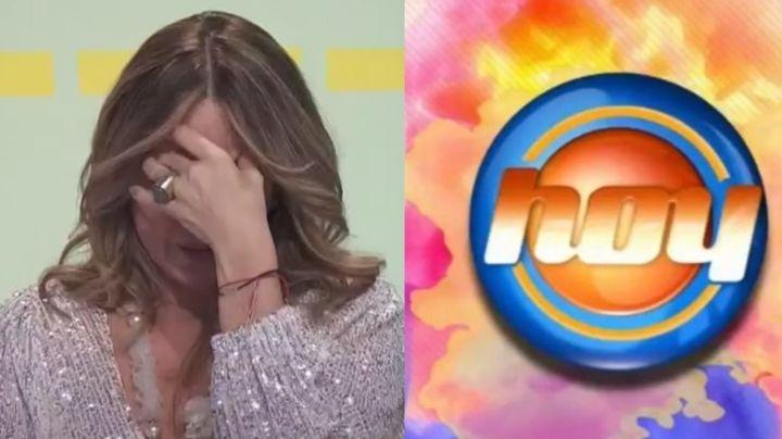 ¿Renuncia a 'Hoy'? Andrea Legarreta se despide tras 32 años en Televisa y deja en shock