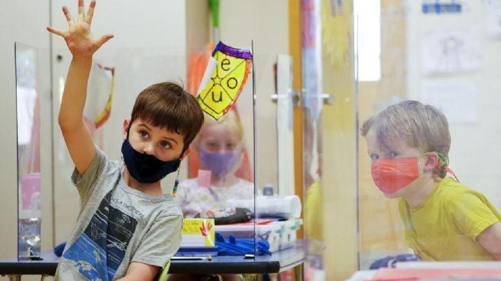 Terror en EU: El Covid-19 golpea a las escuelas de Carolina del Sur; vuelven a clases virtuales