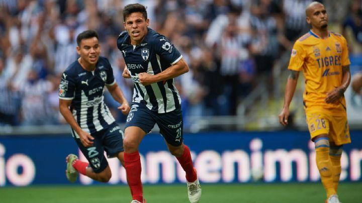 ¡Pintan de rayas el clásico! Monterrey se queda con el triunfo en el duelo ante los Tigres