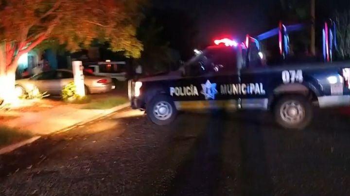 Fuego cruzado desata pánico en Ciudad Obregón; sin decir palabra, acribillan a 2 personas