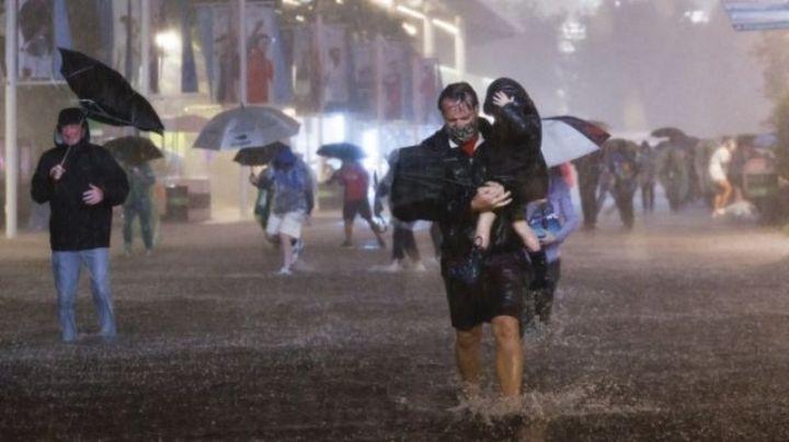 Tragedia en EU: Suman 9 víctimas mortales por paso de la tormenta 'Ida' en NY y otros estados