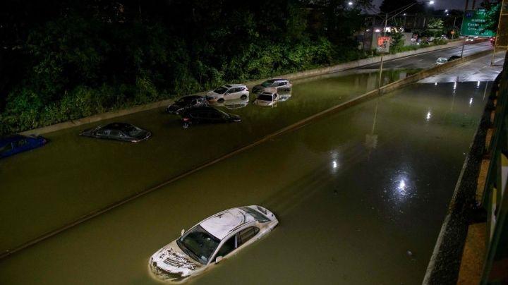 Huracán 'Ida' destroza Nueva York y otros estados; hay más de 20 occisos por inundaciones