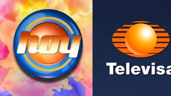 Conductora de 'Hoy' traiciona a famoso actor de Televisa ¿y confirma que se hundió en drogas?