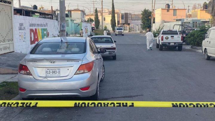 Maniatado y con impactos de bala, autoridades localizan cuerpo en Nuevo León