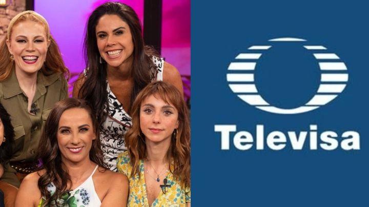 ¿Paola Rojas se va a TV Azteca? Querida conductora abandona Televisa y confirma 'traición'