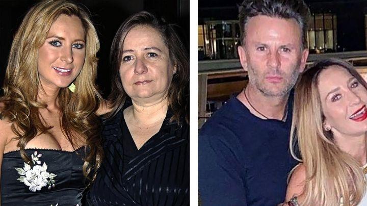 ¿Decepcionada? Madre de Geraldine Bazán no quiere conocer al nuevo novio de la actriz