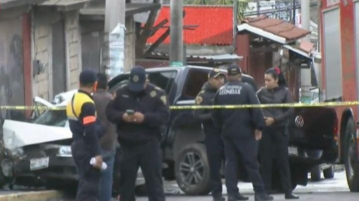 Hombre asesina a su acompañante en un hotel de CDMX; pereció ensangrentado en las escaleras