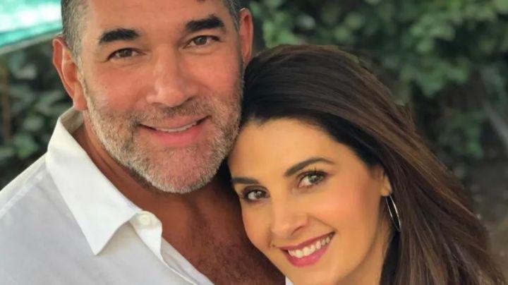 Shock en Televisa: Tras 10 años, Lalo Santamarina confirma que él y Mayrín Villanueva ¿se divorcian?