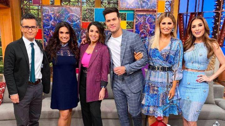 """""""Ya soy inmobiliario de TV Azteca"""": Querida conductora de 'VLA' narra lo duro que fueron sus inicios"""