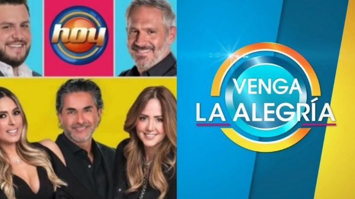 ¡Llega a 'VLA'! Tras luchar por su vida y 26 años en Televisa, conductora de 'Hoy' se va a TV Azteca