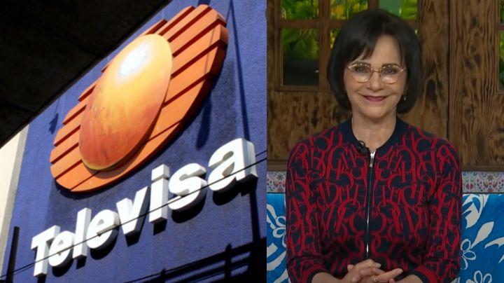 Adiós Televisa: Tras pleito con Chapoy, ejecutivos de San Ángel vetan a famosa actriz y la 'corren'