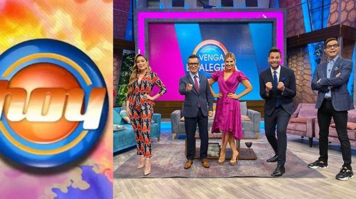 Tras 'veto' en 'Hoy' y traicionar a Televisa, actriz abandona 'VLA' y ella se queda con su lugar