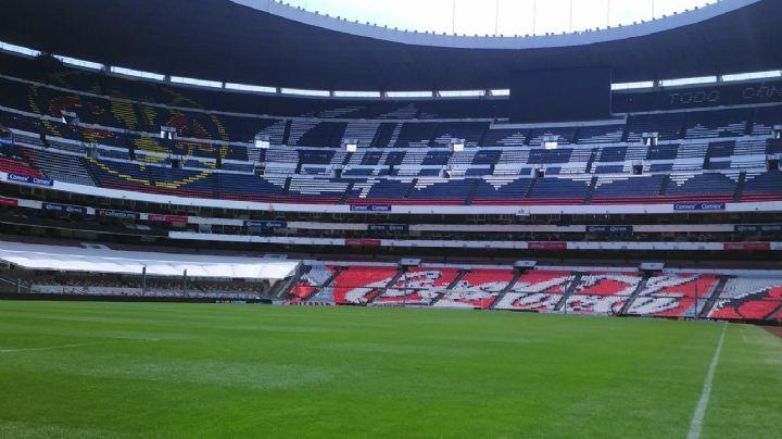 Clásico Chivas-América: Autoridades aprueban apertura al 75% en el Estadio Azteca