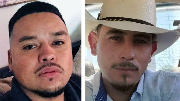 La repentina desaparición de los jóvenes Adrián y Germán; viajaban en carretera de Sonora