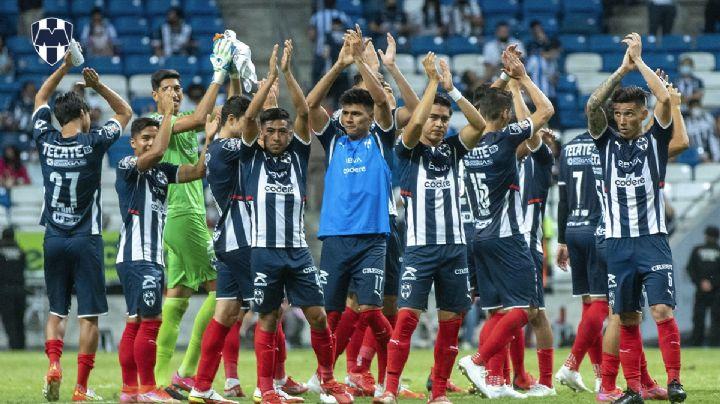 ¡Pintan su raya! Monterrey continúa imparable y se impone al Toluca