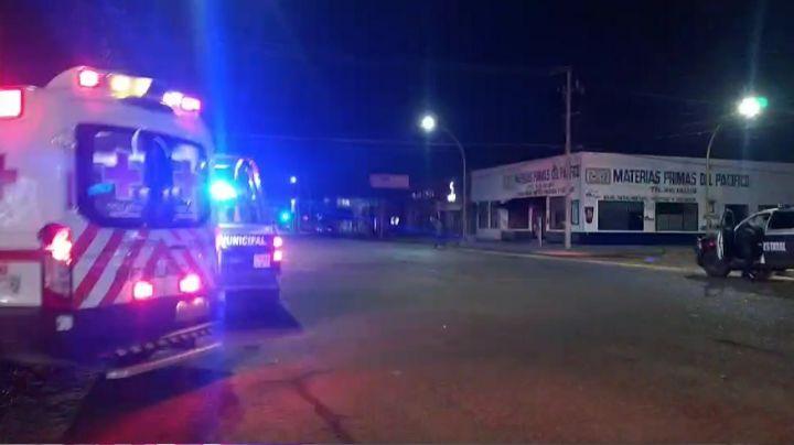 Pánico en Ciudad Obregón: Con al menos 5 tiros, ultiman a quemarropa a hombre en el centro