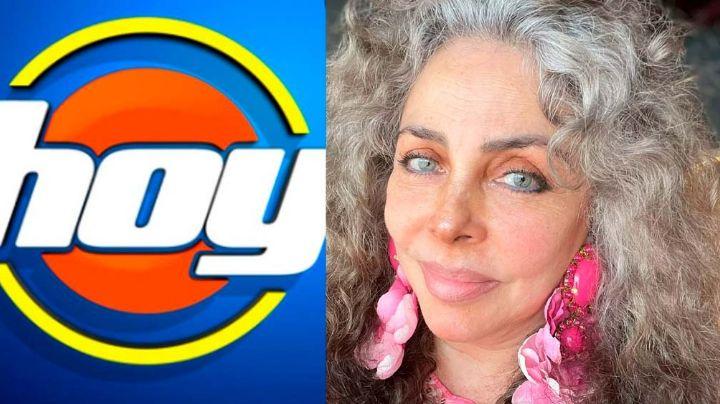 Tras 44 años en Televisa y sin exclusividad, captan a Vero Castro al amenazar a productora de 'Hoy'