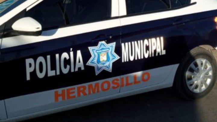 Atrapan a delincuente en el Parque Industrial de Hermosillo; quería llevarse cableado